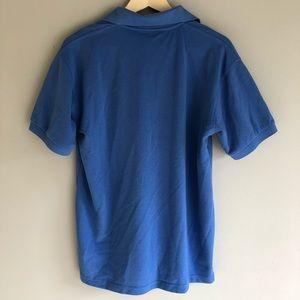 Lacoste Shirts - Lacoste Size 5 Blue Polo Short Sleeve Shirt